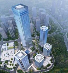 Chongqing IFS T1 (Башня Чунцин IFS T1)