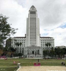 Los Angeles City Hall (Здание мэрииЛос-Анджелеса)