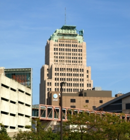 Ohio Bell Huron Building