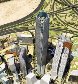 Capital Market Authority Headquarters (Башня Штаб-квартира Управления рынка капитала)