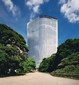 Dentsu Headquarters Building