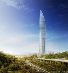 Seoul Lite DMC Tower