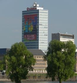 Vodafone Hochhaus
