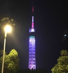Huai'an TV Tower