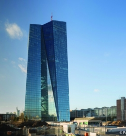 Штаб-квартира Европейского центрального банка (European Central Bank Headquarters)