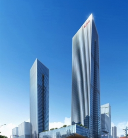 Shenzhen Bay Ecocity B-Tech Tower 2