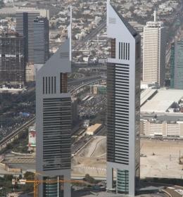 Emirates Tower One (Эмиратская башня 1)