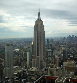 Empire State Building (Башня Эмпайр Стейт Билдинг)