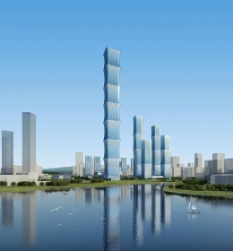 Evergrande International Financial Center 3