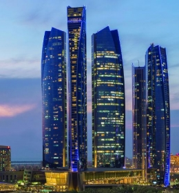 Etihad Tower 3 (Башня Этихад 3)