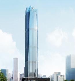Guangxi Finance Plaza  (Башня Финансовая площадь Гуанси)