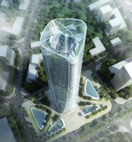Haikou Tower 1