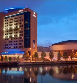 Belfast International Hilton Hotel