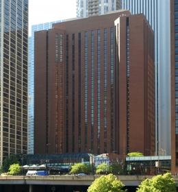 Illinois Centre - Hyatt Regency Chicago 1