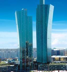 Изумрудные башни - Башня 3 / The Emerald Towers - Tower 3