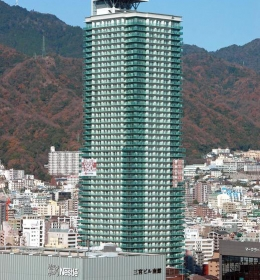Kobe Sannomiya Tower Mansion Project