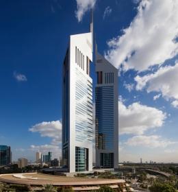Emirates Hotel Tower (Джумейра Эмирейтс Тауэрс)