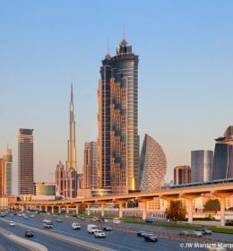 JW Marriott Marquis Dubai 1 (Отель JW Марриотт Маркис Дубай 1)