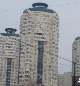 Высотка на ул. Перерва 39
