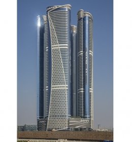 DAMAC Towers by Paramount Complex