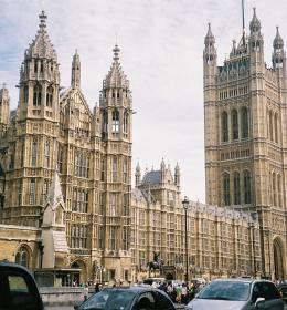 Вестминстерский дворец (Palace of Westminster)