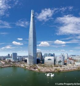Lotte World Tower (Башня Лотте Ворлд)