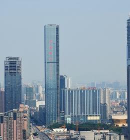 Wuxi Maoye City - Marriott Hotel (Башня Уси Maoye Сити - Отель Марриотт)