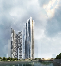 Mandarin Oriental Hotel Tower A
