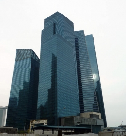 Marina Bay Financial Centre Office Tower 2
