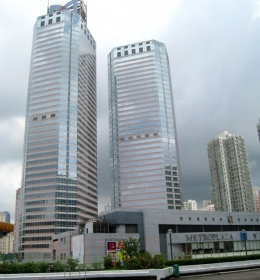 Metroplaza Tower 2