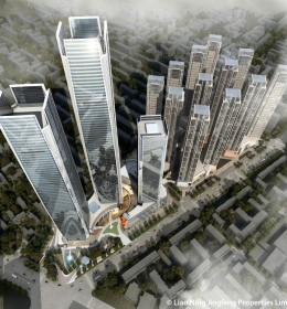 Shengjing Finance Plaza T2