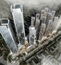 Shengjing Finance Plaza T3