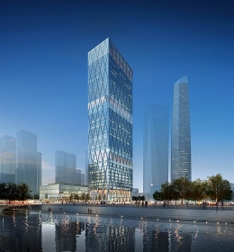 Ningbo Guohua Financial Tower