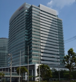 Nissan Motors Global Headquarters