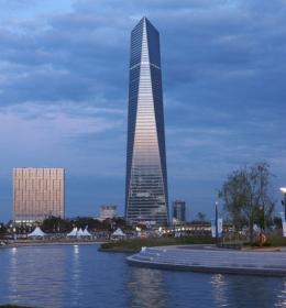 Northeast Asia Trade Tower (Торговая башня в Северо-Восточной Азии)
