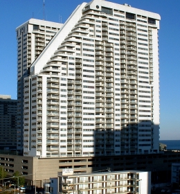 Ocean Club Condominiums West Tower