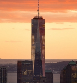One World Trade Center (Башня Всемирный торговый центр)