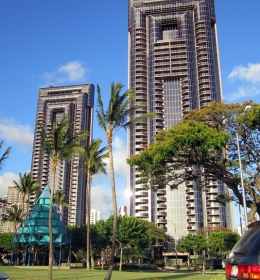 One Waterfront Tower - Makai