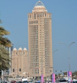 Qatar Telecom Headquarters