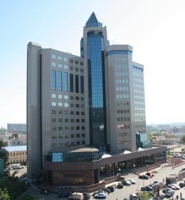 Высотка Налоговая служба Москвы
