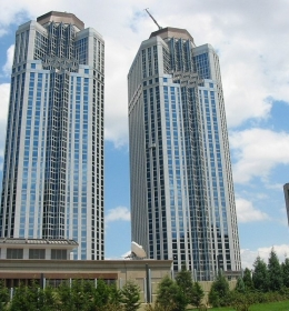 Is Bankasi Tower 2, 3