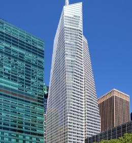 Bank of America Tower (Башня Банка Америки)