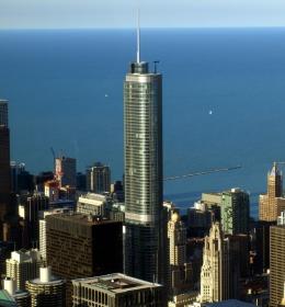 Trump International Hotel & Tower Chicago (Международный отель и башня Трампа)