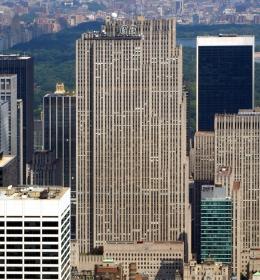 Comcast Building (Комкаст-билдинг)