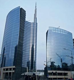 Porta Nuova Garibaldi Towers A, B, C