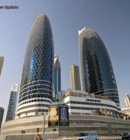 DAMAC Park Tower 1