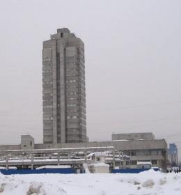 Здание на ул. Проспект Испитателей 22