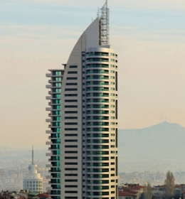 Portakal Cicegi Tower