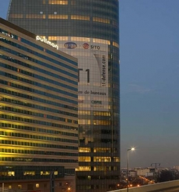 Hotel Pullman Paris La Defense