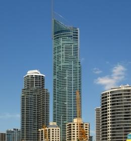 Q1 Tower (Башня Квинсленд номер один)